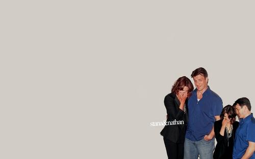 Stana & Nathan <3