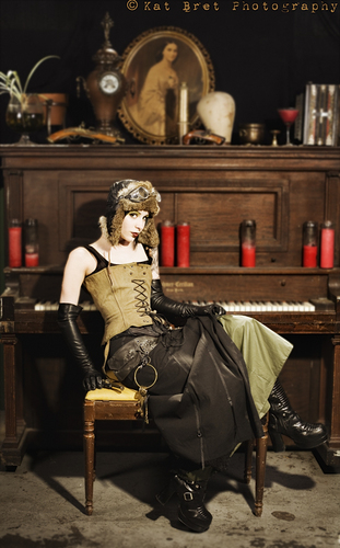 Steampunk Fashion - steampunk Photo