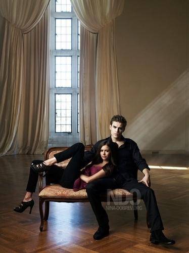 Stefan & Elena/Nina & Paul