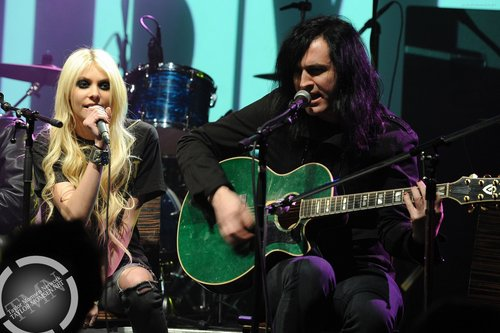 Tay and The pretty reckless
