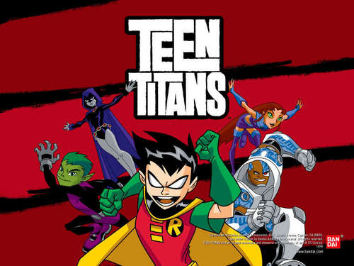 Teen Titans wallpaper entitled Teen Titans