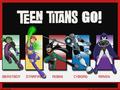 os jovens titãs