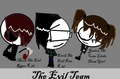 The  Evil Team - invader-zim-fancharacters screencap