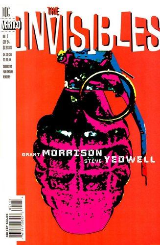 The Invisibles Vol. 1 Cover