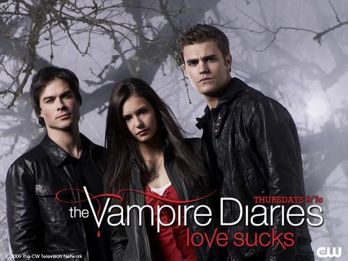 The Vampire Diaries fondo de pantalla