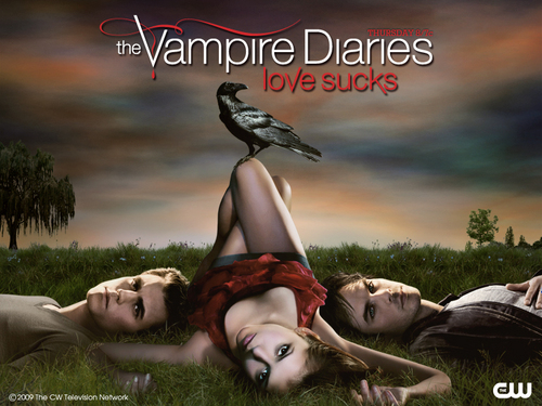 The Vampire Diaries TV Show wallpaper called The Vampire Diaries Wallpaper