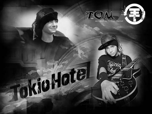 Tokio Hotel wallpaper called Tom