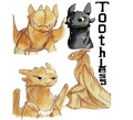 Toothless - how-to-train-your-dragon fan art