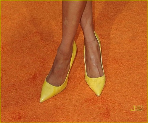 Tyra Banks - 2010 Kids Choice Awards