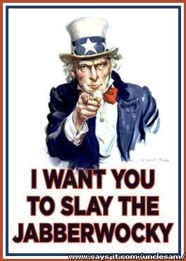 Uncle Sam in Underland