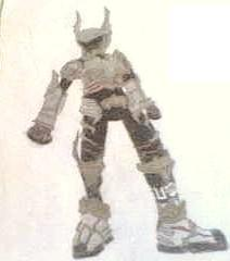 Ventus's Armor