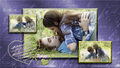 Wallpaper &quot;bella@edward&quot; - twilight-movie wallpaper