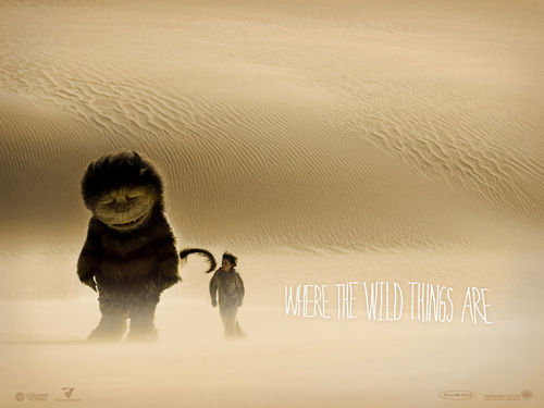 Where The Wild Things Are Hintergrund titled Where the Wild Things Are