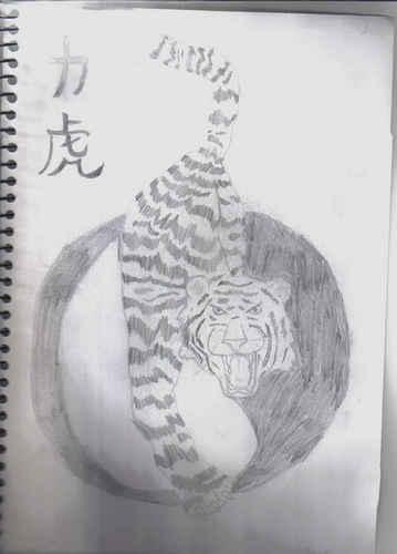 Yin Yang Tiger