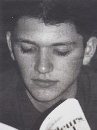 Young Brian Molko