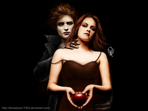 bella and edward!
