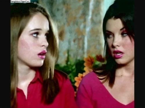 danielle on Amy Studt 's video clip