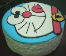 Doraemon wallpaper called doraemon-cake