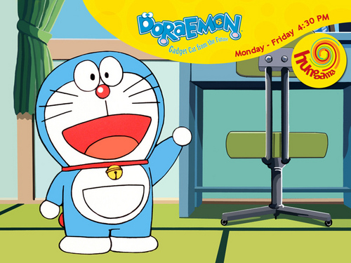 doraemon family - doraemon Wallpaper