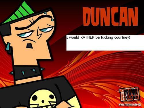 duncan's pleasure