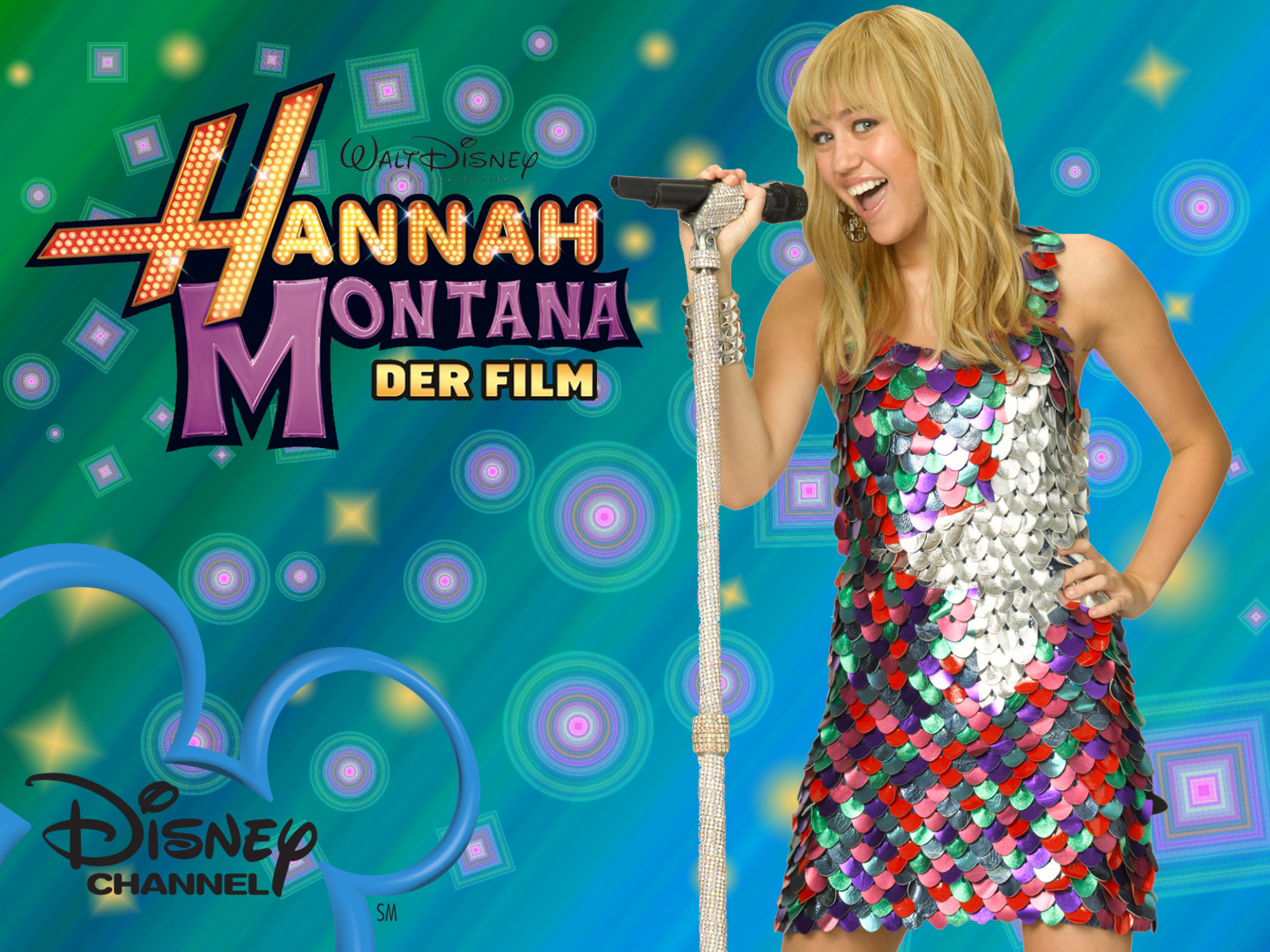 hANNAH monTANA THE movie!!!!!! - hannah-montana wallpaper