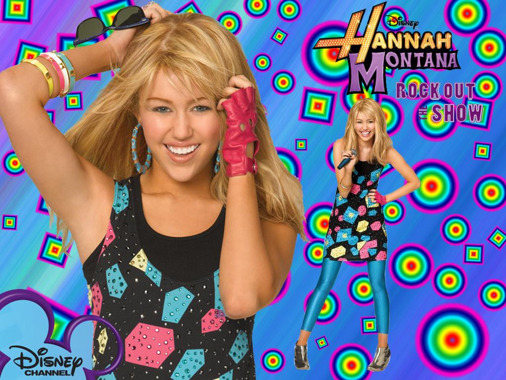hannah montana the next diva!!!!!!!!!! - hannah-montana wallpaper