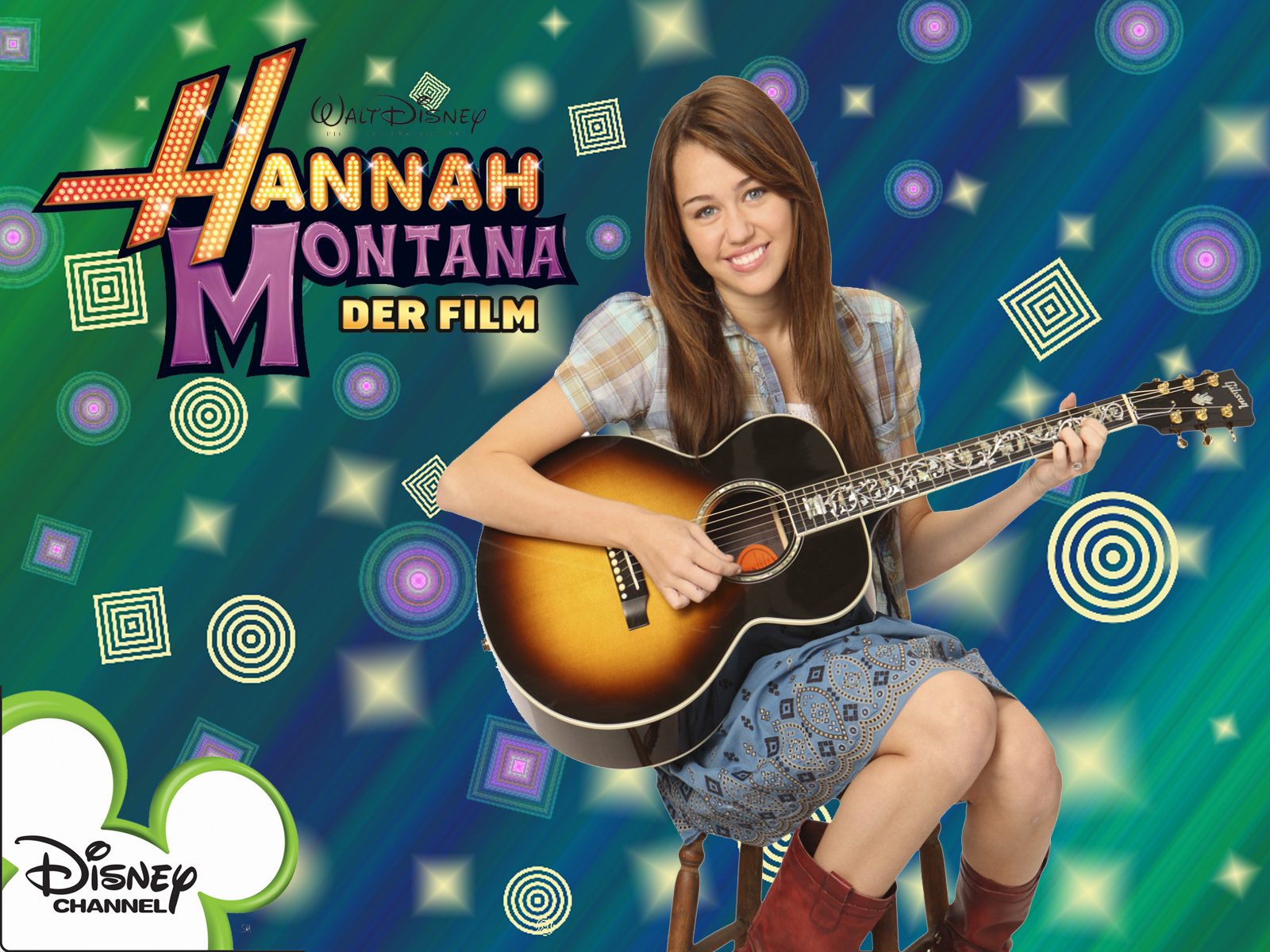 hannah montana the next diva!!!!!!!!!! - hannah-montana wallpaper