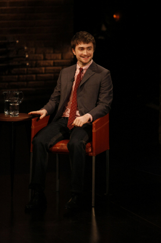 inside the actors studio - daniel-radcliffe Photo