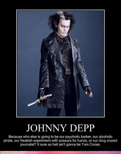 johnny depp is funny