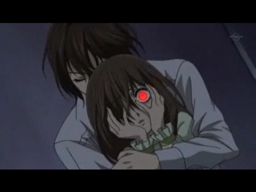 Anime Vampire Knight Kaname Vampire Knight Kaname Bites