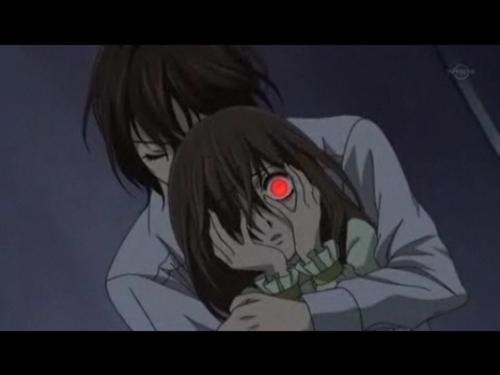 Vampire Knight karatasi la kupamba ukuta called kaname and yuuki