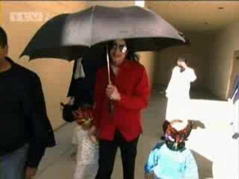 mike, prince and paris