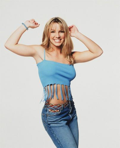 Britney Spears wallpaper titled modeling n magazines