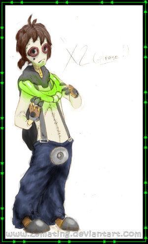 my 9 OC- X2