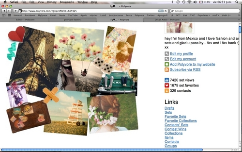 polyvore clipping!