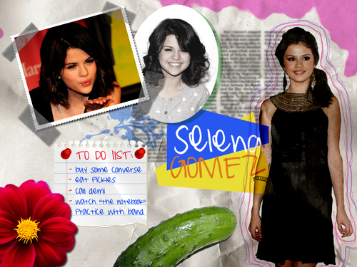 Selena Gomez wallpaper called rare sel pics
