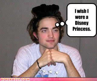 rob is funny! - robert-pattinson Photo