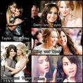 vote for the best - miley-cyrus-vs-selena-gomez photo