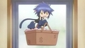 yoru bringing basket nya!! - shugo-chara-chara-time photo