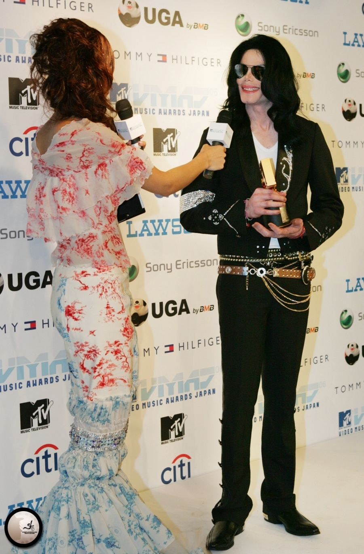 2006-2008 / 2006 / 2006 Japon MTV Video musique Awards / Press Room