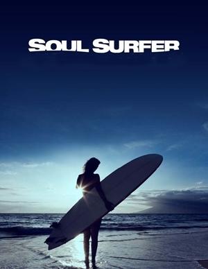 """AnnaSophia Robb wallpaper entitled """"Soul Surfer"""" Poster"""