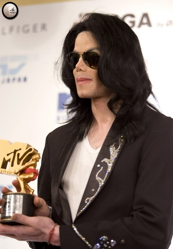 2006 Jepun MTV Video Muzik Awards / Press Room