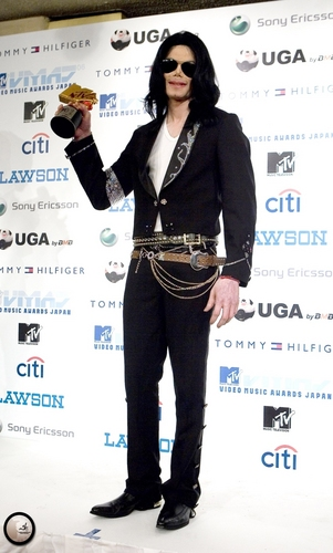 2006 Japan MTV Video muziki Awards / Press Room