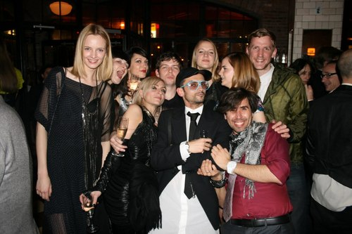 25.03 - LONDON show ROOMS New York Cocktail Party