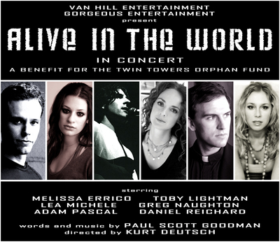 Alive in the World - January 13 & 14, 2008