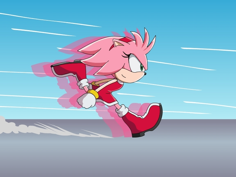 Nude amy rose having sex matchless
