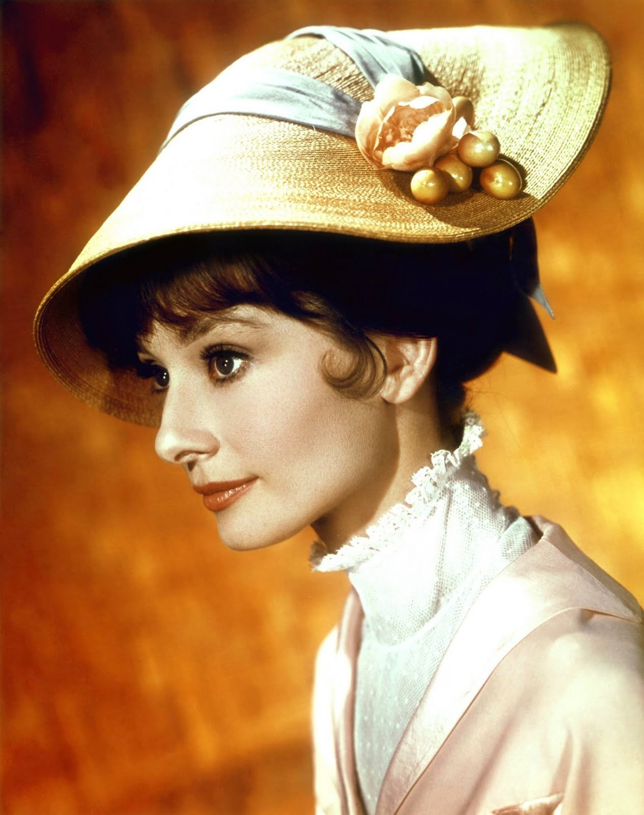 Audrey in My Fair Lady