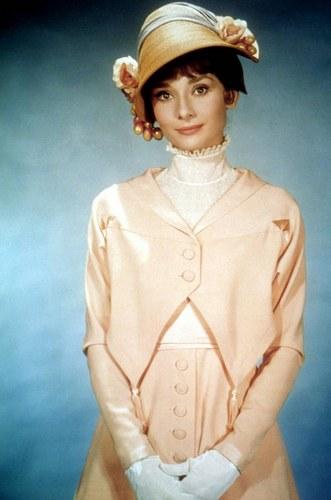 Audrey in My Fair Lady