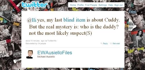 Ausiello blind item revealed