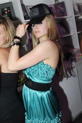 Avril Ramona Lavigne <3